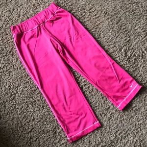 Nike workout pants